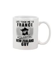 NEW ZEALAND GUY LIFE TOOK TO FRANCE Mug thumbnail