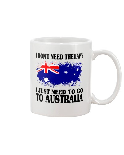 I JUST NEED TO GO TO AUSTRALIA