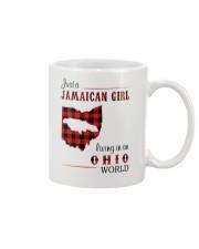 JAMAICAN GIRL LIVING IN OHIO WORLD Mug thumbnail