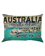 AUSTRALIA THAT PLACE FOREVER IN YOUR HEART Rectangular Pillowcase thumbnail