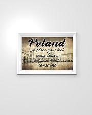 POLAND A PLACE YOUR HEART REMAINS 24x16 Poster poster-landscape-24x16-lifestyle-02