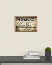 POLAND A PLACE YOUR HEART REMAINS 24x16 Poster poster-landscape-24x16-lifestyle-09