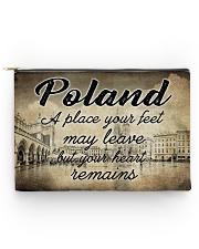 POLAND A PLACE YOUR HEART REMAINS Accessory Pouch tile
