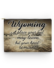 WYOMING A PLACE YOUR HEART REMAINS Accessory Pouch - Large thumbnail