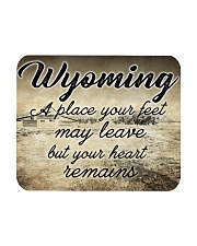WYOMING A PLACE YOUR HEART REMAINS Mousepad thumbnail