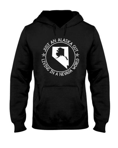 ALASKA GUY LIVING IN NEVADA WORLD