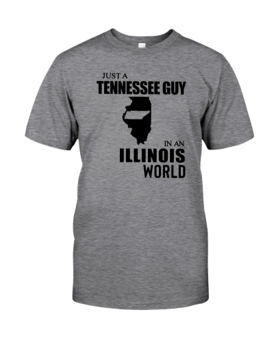 JUST A TENNESSEE GUY IN AN ILLINOIS WORLD