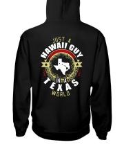 HAWAII GUY IN TEXAS WORLD Hooded Sweatshirt thumbnail