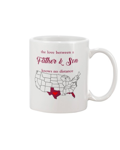 TEXAS FLORIDA THE LOVE A FATHER AND SON