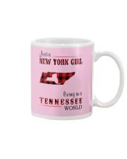 NEW YORK GIRL LIVING IN TENNESSEE WORLD Mug thumbnail