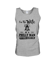 I'M THE WIFE OF A PHILLY MAN  Unisex Tank thumbnail