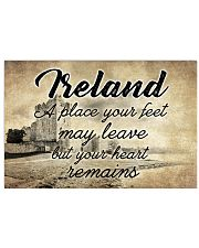 IRELAND A PLACE YOUR HEART REMAINS 24x16 Poster front