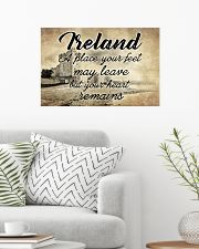 IRELAND A PLACE YOUR HEART REMAINS 24x16 Poster poster-landscape-24x16-lifestyle-01