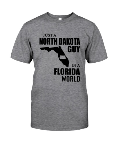 JUST A NORTH DAKOTA GUY IN A FLORIDA WORLD