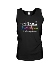 SOUTH AFRICA IS ALWAYS HOME Unisex Tank thumbnail