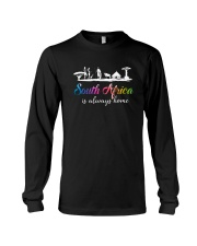 SOUTH AFRICA IS ALWAYS HOME Long Sleeve Tee thumbnail
