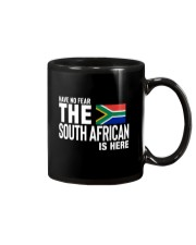 HAVE NO FEAR THE SOUTH AFRICAN IS HERE Mug thumbnail