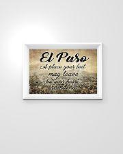 EL PASO A PLACE YOUR HEART REMAINS 24x16 Poster poster-landscape-24x16-lifestyle-02