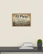 EL PASO A PLACE YOUR HEART REMAINS 24x16 Poster poster-landscape-24x16-lifestyle-09
