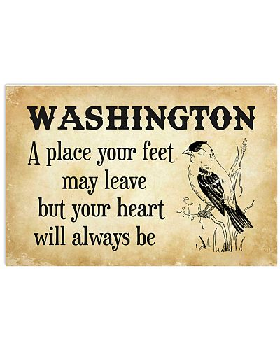 WASHINGTON A PLACE YOUR HEART WILL ALWAYS BE