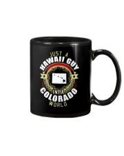 HAWAII GUY IN COLORADO WORLD Mug thumbnail