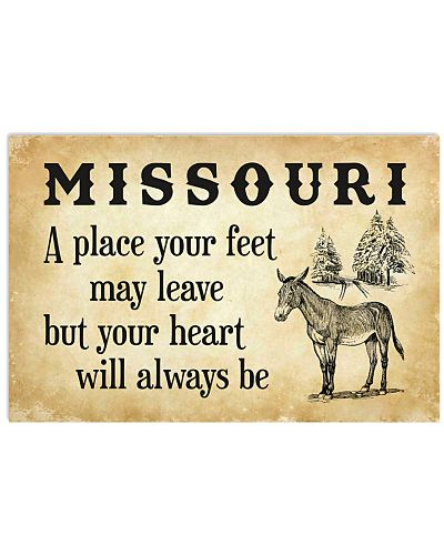 MISSOURI A PLACE YOUR HEART WILL ALWAYS BE
