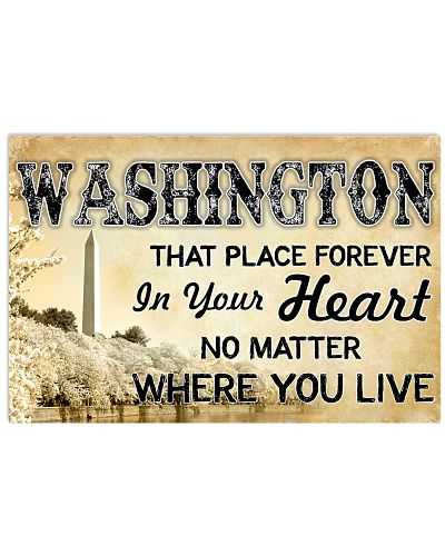 WASHINGTON THAT PLACE FOREVER IN YOUR HEART