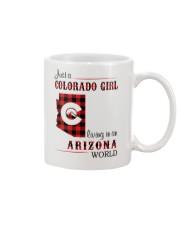 COLORADO GIRL LIVING IN ARIZONA WORLD Mug thumbnail