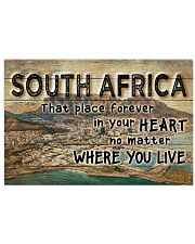 SOUTH AFRICA THAT PLACE FOREVER IN YOUR HEART 24x16 Poster front