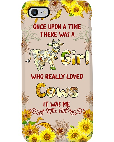 THERE WAS A GIRL WHO REALLY LOVED COWS