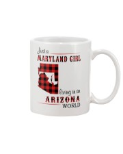 MARYLAND GIRL LIVING IN ARIZONA WORLD Mug thumbnail