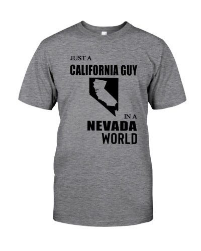 JUST A CALIFORNIA GUY IN A NEVADA WORLD