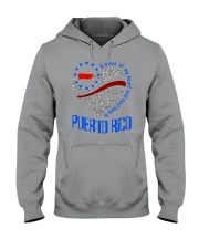 A PIECE OF MY HEART AND SOUL LIVES IN PUERTO RICO Hooded Sweatshirt thumbnail