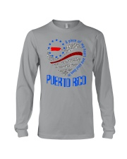 A PIECE OF MY HEART AND SOUL LIVES IN PUERTO RICO Long Sleeve Tee thumbnail