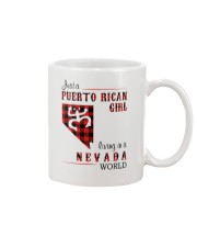 PUERTO RICAN GIRL LIVING IN NEVADA WORLD Mug thumbnail