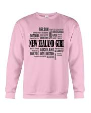 NEW ZEALAND GIRL AND CITY Crewneck Sweatshirt thumbnail