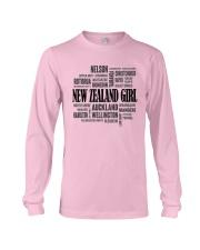 NEW ZEALAND GIRL AND CITY Long Sleeve Tee thumbnail