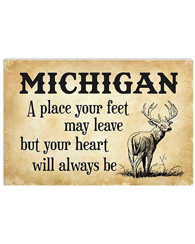MICHIGAN A PLACE YOUR HEART WILL ALWAYS BE