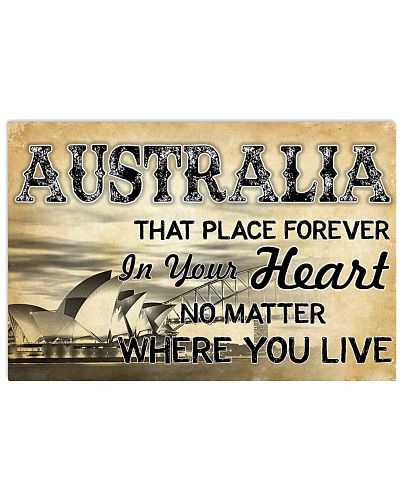 AUSTRALIA THAT PLACE FOREVER IN YOUR HEART
