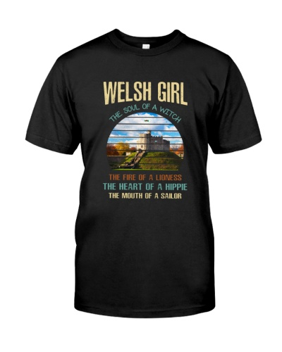 WELSH GIRL THE SOUL OF A WITCH