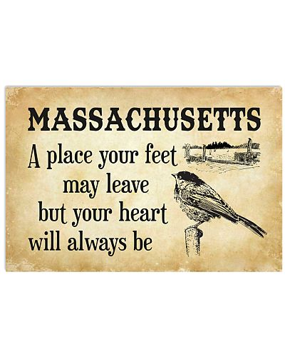 MASSACHUSETTS A PLACE YOUR HEART WILL ALWAYS BE