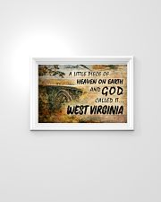 GOD CALLED IT WEST VIRGINIA 24x16 Poster poster-landscape-24x16-lifestyle-02