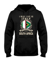LIVE IN ITALY MY STORY IN SOUTH AFRICA Hooded Sweatshirt thumbnail