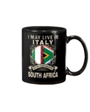 LIVE IN ITALY MY STORY IN SOUTH AFRICA Mug thumbnail