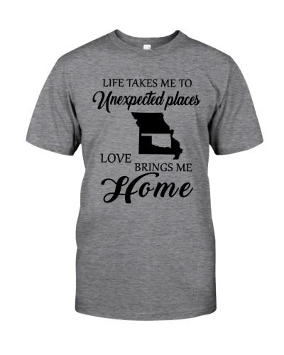 OKLAHOMA MISSOURI LOVE BRINGS ME HOME