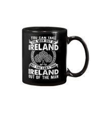 IRELAND YOU CAN'T TAKE OUT OF THE MAN Mug thumbnail
