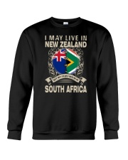 LIVE IN NEW ZEALAND MY STORY IN SOUTH AFRICA Crewneck Sweatshirt thumbnail