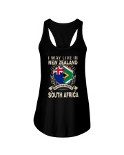 LIVE IN NEW ZEALAND MY STORY IN SOUTH AFRICA Ladies Flowy Tank thumbnail