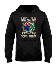 LIVE IN NEW ZEALAND MY STORY IN SOUTH AFRICA Hooded Sweatshirt thumbnail