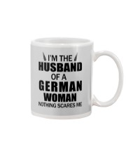 I'M THE HUSBAND OF A GERMAN WOMAN Mug thumbnail